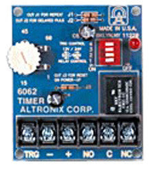 Full Function Timer 6062-Timers & Relays-Various-Jayso Electronics