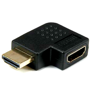 HDMI 270° Horizontal Adapter JDC-HDMI-270H-Home Theater & Audio-Various-Jayso Electronics