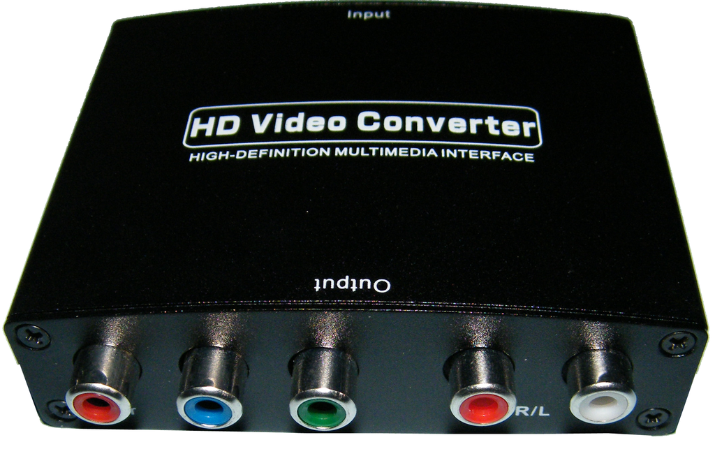 HDMI to RGB Video Converter w/ Audio JCV-HDRGB-A-Computers & Accessories-Various-Jayso Electronics