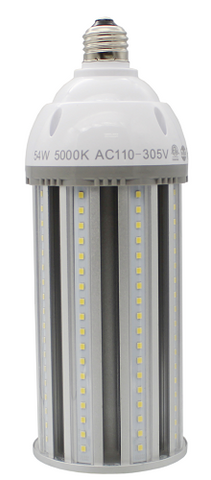 High Output Lamp Replacements for HPS, HID, CFL, Halogen, Mercury, & High Bay Lamps, Mogul Base (E40/39) JLED-FTXX-LED Lighting-Jayso Electronics-54W-Jayso Electronics