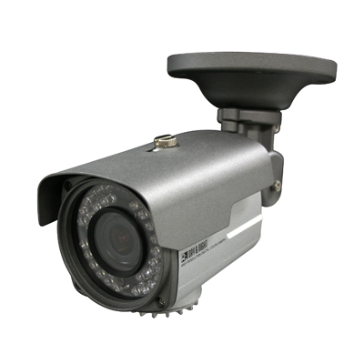 High Res. IR Color Bullet Camera - Weatherproof, Day/Night, Varifocal VBC-3-Security Cameras & Recorders-Various-Jayso Electronics