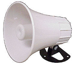 "Horn Siren Speaker, 6"" M-50H-Alarm Systems / Notification Devices-Various-Jayso Electronics"