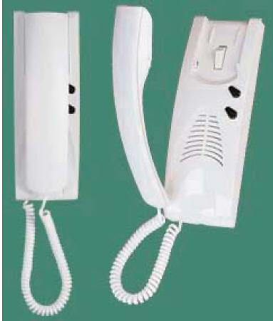 Indoor Intercom Station, 5-Wire, Tone Ring, Telephone Style, Elvox, JEI-8875-Intercom Systems-Various-Jayso Electronics