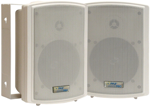 "Indoor/Outdoor 5.25"" Waterproof Speakers w/30 Watt 70V Transformer (Pair) PDWR5T-Home Theater & Audio-Various-Jayso Electronics"