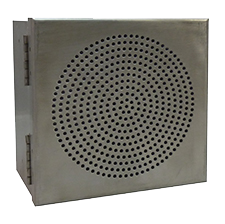 Indoor/Outdoor Siren, Stainless Steel Cabinet JSS-M1-Alarm Systems / Notification Devices-Jayso-Jayso Electronics