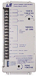 Intercom Amplifier, 3-4-5 Wire, Auth, AF-1000-Intercom Systems-Authentic-Jayso Electronics