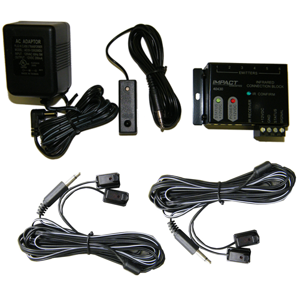 IR Extender Kit-Home Theater & Audio-Various-Jayso Electronics