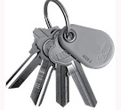 Key Fob Prox Tags For NXT Series Controllers, Keri, NXT-K-Access Controls-Keri-Jayso Electronics