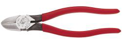 Klein Heavy-Duty Diagonal-Cutting Pliers - Tapered Nose D220-7-Tools-Various-Jayso Electronics
