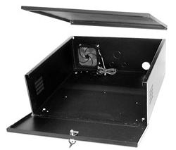 Large DVR/VCR Lock Box JLB-DVR218-Security Cameras & Recorders-Various-Jayso Electronics