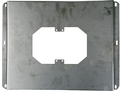 LED Retrofit Octagonal Mounting Plate JRFP-1O-LED Lighting-Various-Jayso Electronics