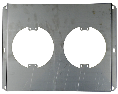 LED Retrofit Round Mounting Plate JRFP-2R-LED Lighting-Various-Jayso Electronics