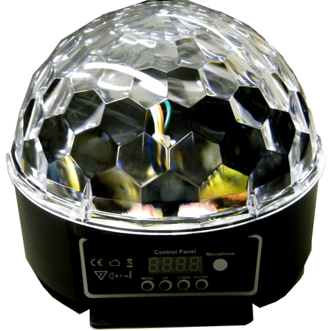 Magic Ball Disco Light JLED-MB01-DJ & Party Equipment-Jayso Electronics-Jayso Electronics