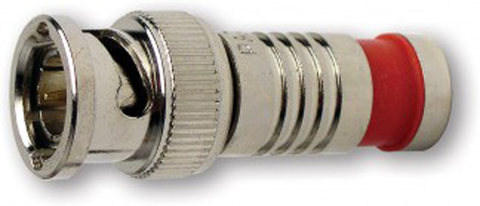 Male BNC Compression Fitting for RG6U Cable JCF-658-Connectors-Various-Single-Jayso Electronics