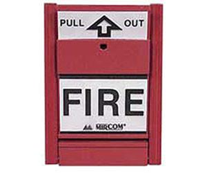 Metal Fire Pull Station SPS-101-Alarm Systems-Various-Jayso Electronics