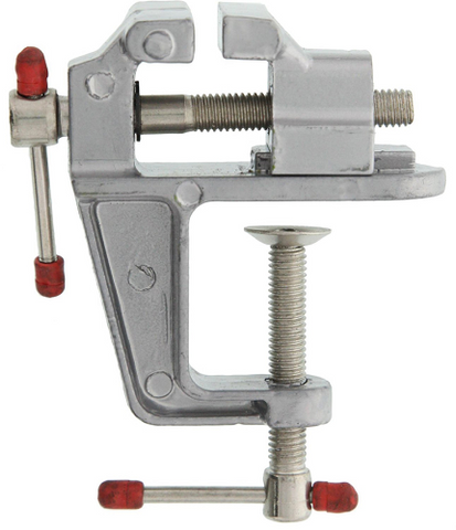 Mini Aluminum Table Vise JMV-8433MVC