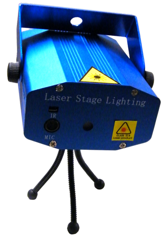 Mini Laser Stage Light JSL-ML10-DJ & Party Equipment-Jayso Electronics-Jayso Electronics