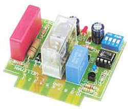 Multifunction Relay Module Kit K8008-Hobby Kits-Velleman-Default-Jayso Electronics