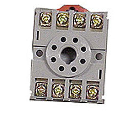 Octal Socket For Plug-In Relay, NTE, R95-113-Timers & Relays-NTE-Jayso Electronics