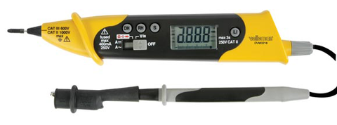 Pen Style Digital Multi-Meter JVM-2000P-Tools-Various-Jayso Electronics