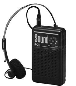 Personal Audio Listening Aid Sound Ace JST-2000-Home Theater & Audio-Jayso-Default-Jayso Electronics