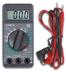 Tools and Hardware - DMMs and Multimeters