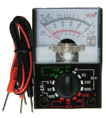 Pocket Sized Analog Multi-Meter JMF-110A
