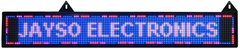 Programmable LED Sign, RGB Multi-Effect EC-LED-MDS-RGB