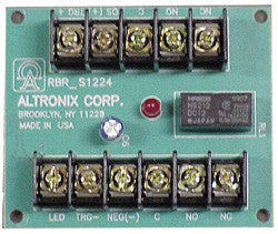 Ratchet Relay Module RBR1224-Timers & Relays-Various-Jayso Electronics