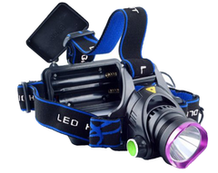 Lighting - Commercial + Residential LED - Headlights / Flashlights