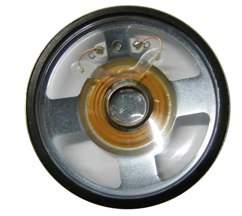 Replacement Round Mylar Cone Intercom Speaker for ECI-345 & Others ECI-345SP-Intercom Systems-Various-Jayso Electronics