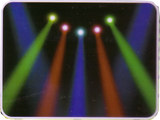RGB PAR Stage Light JSL-PL18-DJ & Party Equipment-Jayso Electronics-Jayso Electronics