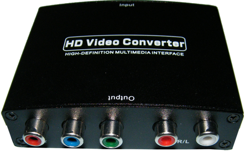 RGB to HDMI Video Converter w/ Audio JCV-RGBHD-A-Computers & Accessories-Various-Jayso Electronics