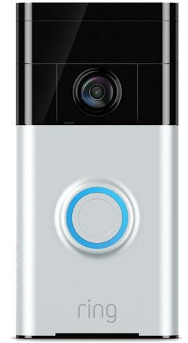 RING 720p HD Video Doorbell JVI-RING-720