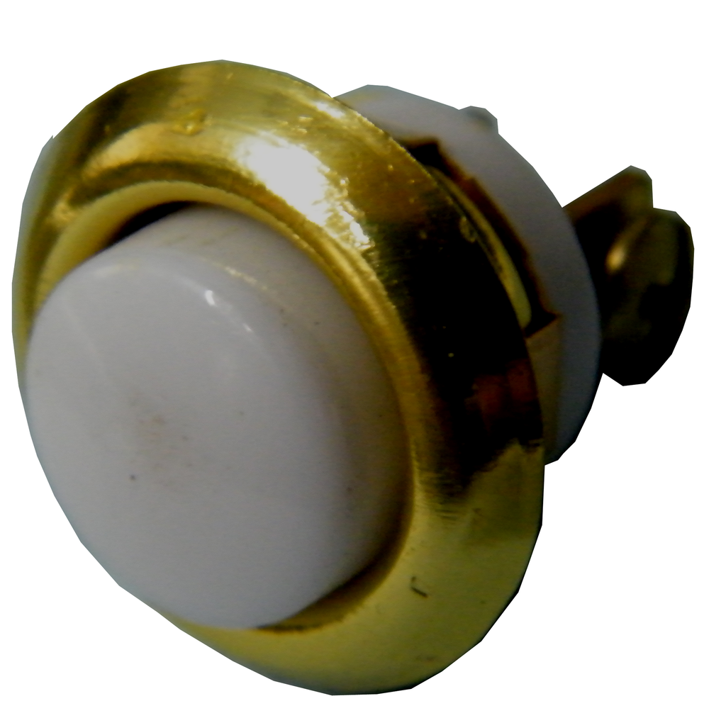 "Round Flush 5/8"" Doorbell Pushbutton BC205B-Access Systems-Various-Jayso Electronics"
