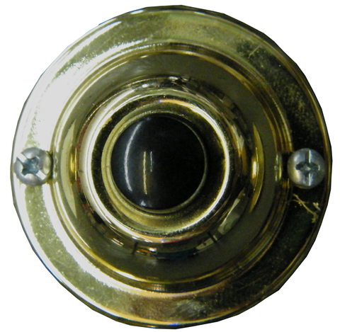 "Round Surface Mount 1 3/4"" Doorbell Pushbutton BC200-Access Systems-Various-Jayso Electronics"