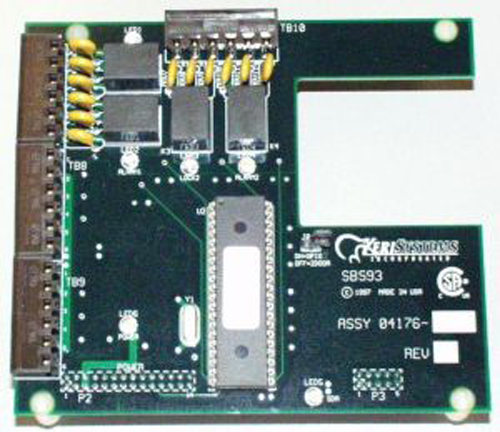 Second Door Expansion Board For Keri PXL-500P SB-593-Access Systems-Keri-Jayso Electronics