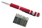 Set of All 3 10pc Precision Screwdriver Sets(JTK-7524TP, JTK-7525TS, JTK-7526TT) JTK-752456-Tools-Various-Jayso Electronics