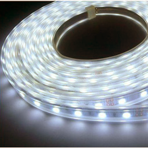 Single Color LED Striplight, Super Bright, 5 Meter EC-SLED-LED Lighting-EC-White-Jayso Electronics
