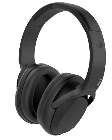Stereo Active Noise Cancelling Headphones  W/ Bluetooth Wireless Music Streaming & Call Answering PBPNC50