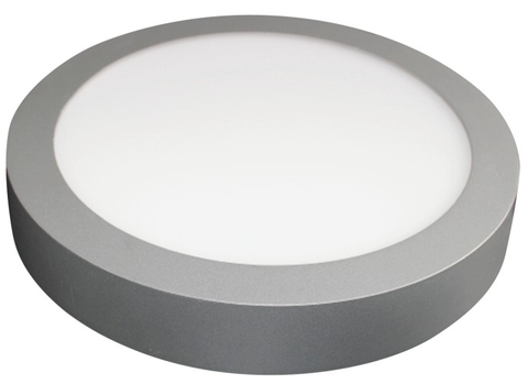 Surface Mount 18 W Dimmable LED Downlight, 3000° K, Round, Slimline EC-LED-SDL18RD-3000-LED Lighting-EC-Jayso Electronics