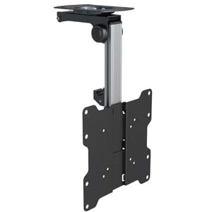"TV/Monitor Ceiling Mount, 17""~37"" LCD & LED/LCD, JCB222-Home Theater & Audio-Various-Jayso Electronics"