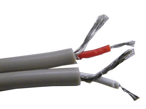 Twin 1 Conductor Audio Cable, Individually Shielded JSC-70-3-Wire & Cable-Various-Jayso Electronics