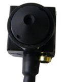 Ultra-Micro Pinhole Color Camera ECMP-02-Security Cameras & Recorders-EC-Jayso Electronics