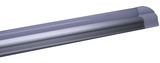 Under Cabinet 7W 2 Ft. LED Tube Light on Molded Fixture w/ Built-In On/Off Switch EC-TLED-2FT-7W-6000-SW-LED Lighting-Elyssa Corp.-Jayso Electronics