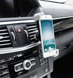 Universal Smartphone Air Vent Mount For Phone, GPS & other digital devices Model JDDM-AV002-Automotive Accessories-Jayso Electronics-Jayso Electronics