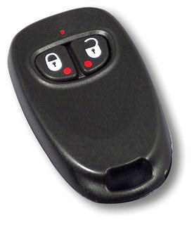Wireless Key Transmitter, 2-Button for 433 MHz. Powerseries Systems, DSC, WS4949-Alarm Systems-DSC-Jayso Electronics