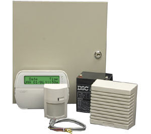 Wireless Ready Alarm System Kit, 32-Zone Expandable, DSC, KIT32-219CP01-Alarm Systems-DSC-Jayso Electronics