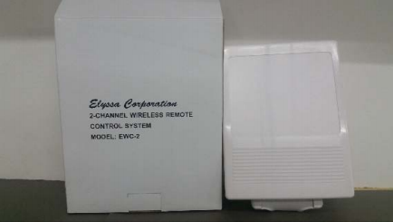Wireless Transmitter for EWC-2 Receiver RA-03-Alarm Systems-EC-Jayso Electronics