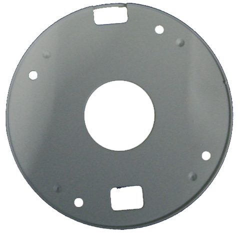 "Wiring Collar for Small Ball & Dome Cameras - 3.5"" Surface Mount JMB-01"